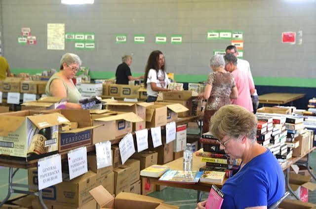 book sale 2017