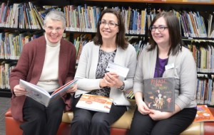 CFUW Welland and District sponsors a speaker at the library with a focus on children and the arts.